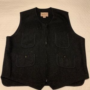 Men's Woolrich Vest X-Large Tall